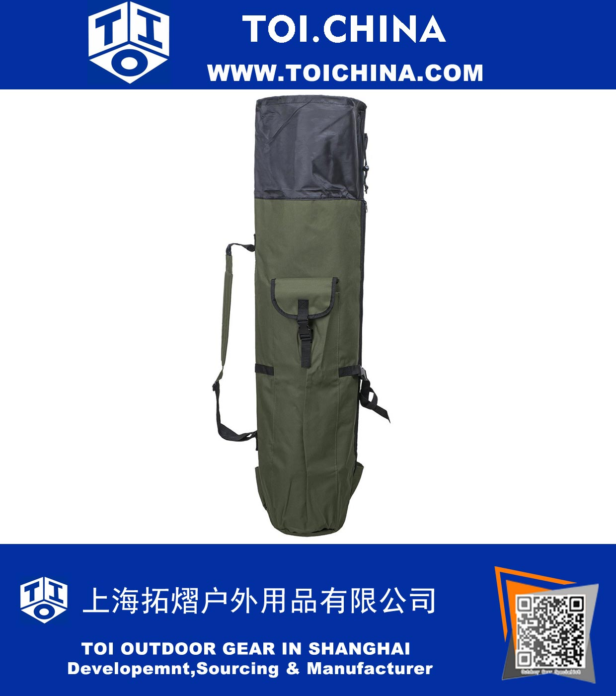 00d92b507896 Fishing Rod storage Fishing Pole Travel carrying Case Portable ...