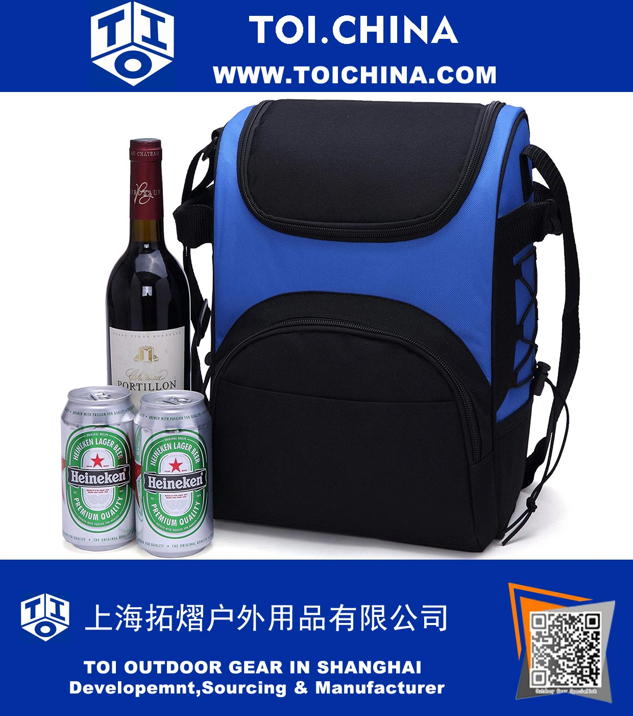 Large Insulated Lunch Bag Reusable Lunch Box Picnic Cooler Bag for ... 745b3f0aed