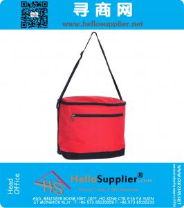 12-Can Large Vertical Insulated Cooler Bag