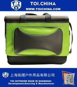 72-Can Collapsible Rolling Cooler