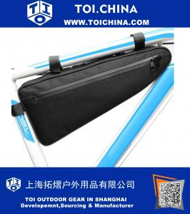 Bicycle Frame Bag Cycling Triangle Bag Bike Front Saddle Frame Pouch Top Tube Pack