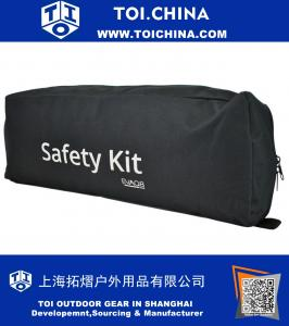 Car Safety Bag with Velcro Panel