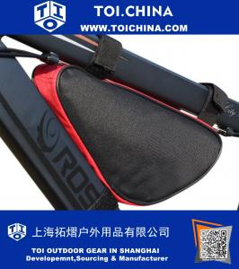 Cycling Bicycle Bike Bag Top Tube Triangle Bag Front Saddle Frame Pouch