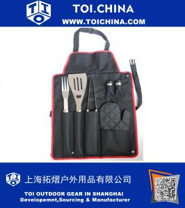 Foldable BBQ Sets