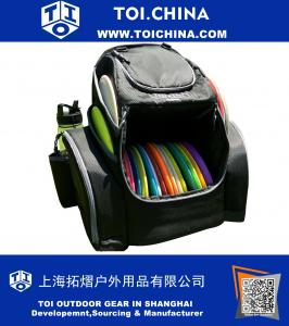 Golf Backpack With Dual Coolers