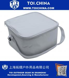 Insulated Lunch Box Bag Keeps Food Cold