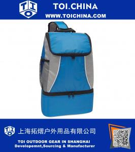 Light Weight Single Strap Beverage Cooler Camping Backpack
