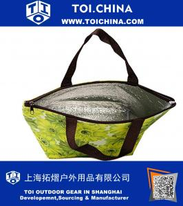Outdoor Lunch Handbag Picnic Bags Insulation Tote Cooler Satchel Box