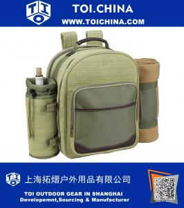 Picnic Backpack with Cooler
