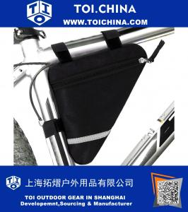 Reflective Bicycle Triangle Frame Bag