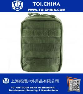 Tactical MOLLE EMT Medical First Aid Utility Pouch Bag