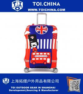Travel Luggage Cover Fits 18-32 Inch Luggage